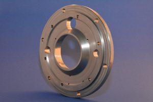 Rad Metall CNC Fräsen